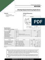 Datasheet MCH3308