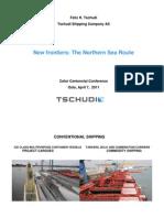 NSR Presentation by Tschudi