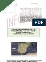 Informe Terremoto de Lorca