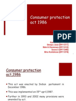 BL Consumer Protection