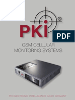 PKI Cellular Monitoring 2010