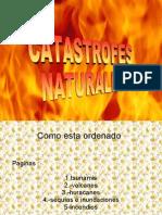 Catástrofes Naturales 3