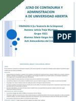 Finanzas II Ac4 EdwinVargasAntonio