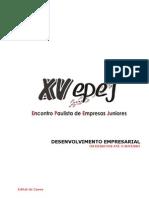 Edital de Cases EPEJ 2009