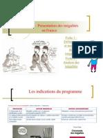 Thème présentation  inégalités 2011-2012