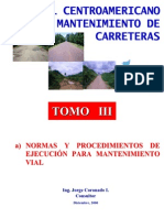 Manual SIECA de Mantenimiento de Carreteras
