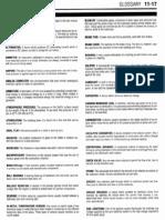 Glossary&Index
