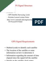 GPS Signals