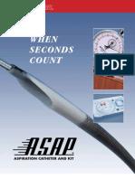 Aspiration Catheter and Kit