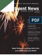 Newsletter - January 2012
