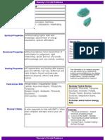 Crystal Database