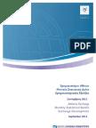 ASE Monthly Statistical Bulletin September 2011