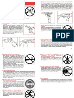 Beretta Basic Firearms Safety Rules