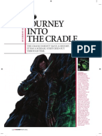 Journey Into the Cradle, Kieron Gillen