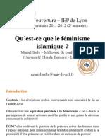 Féminisme islamique