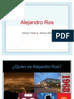 Alejandro Ros Ppt Nuevo n