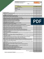 Lista de Verificación Diaria