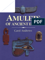 Amulets of Ancient Egypt