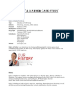 2 Case Studies of Agencies and Their Organizational Structure