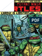 Teenage Mutant Ninja Turtles Vol 1 Preview