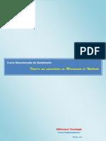 Curso de Manutenção de Notebooks em Presidente Prudente (Fevereiro/2012)