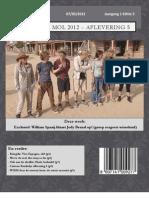 De Spitse Mol 2012 Afl 5
