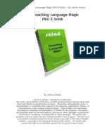 The Coaching Language Magic Mini eBook