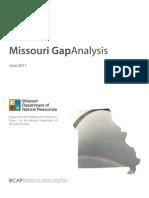 Missouri Gap Analysis