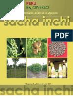 Actualización del Análisis de la Cadena de Sacha Inchi - San Martín
