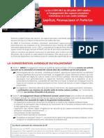 LoiEngagement | LOI N°2011-851 DU 20 JUILLET 2011 | FNSPF