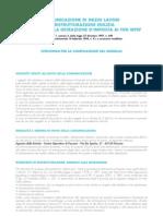 Istruzioni Modello Ristrutturazioni Edilizie