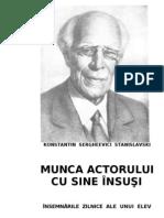 Stanislavski Tot