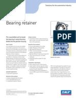 Bearing Retainer