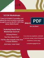 11- Workshops Flier