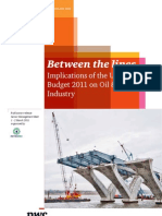 Union Oil Budget Booklet
