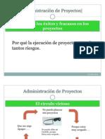 Administración de Proyectos rev 0 parte-1