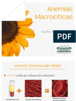 Anemias Macrociticas