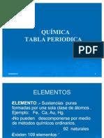 Quimica Tabla Periodica