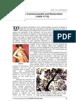 5. Commonwealth & Restoration
