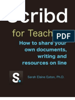 How to Use Scribd (for Teachers)
