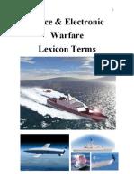 Space & Electronic Warfare Lexicon