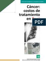 Cancer Peru