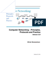 Computer Networking - Principles, Protocols and Practice