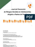 manual de prevención de riesgos dirig.  pa. de fam.