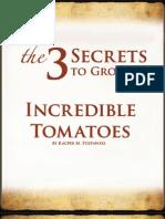 Tomato Secrets