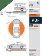 Kalus Multi Parking - Turntable Datasheet