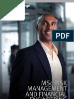 MSc-RiskManagement