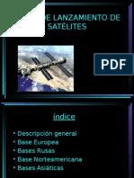 Bases de Lanzamiento de SatÉlites