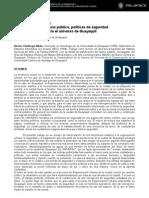 Regeneración Urbana Privatización Del Espacio Público