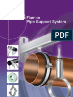 BOSS Flamco Pipe Support System